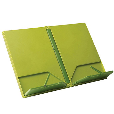 Joseph Joseph - CookBook compact folding bookstand in green