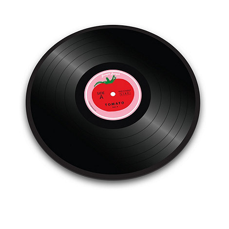 Joseph Joseph - Worktop Saver multi-purpose board with tomato vinyl design