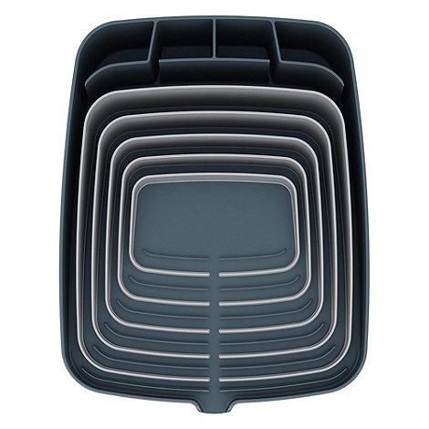 Joseph Joseph - Arena dish drainer in grey