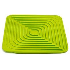Joseph Joseph - Flume folding draining mat in green