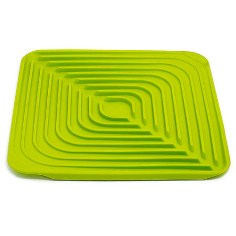 Joseph Joseph - Flume folding draining mat in green