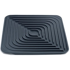 Joseph Joseph - Flume folding draining mat in grey