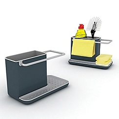 Joseph Joseph - Caddy sink area organiser in grey
