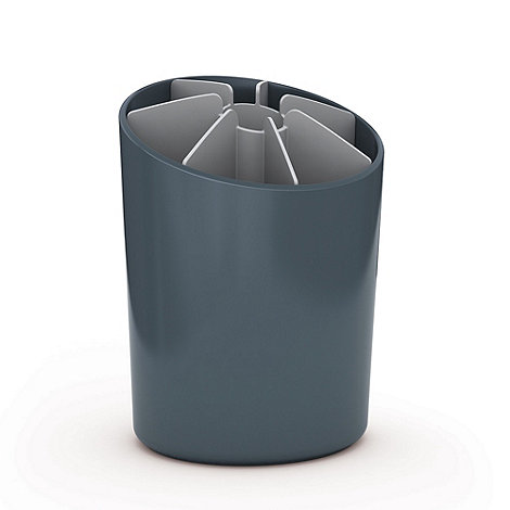 Joseph Joseph - Segment utensil pot in grey