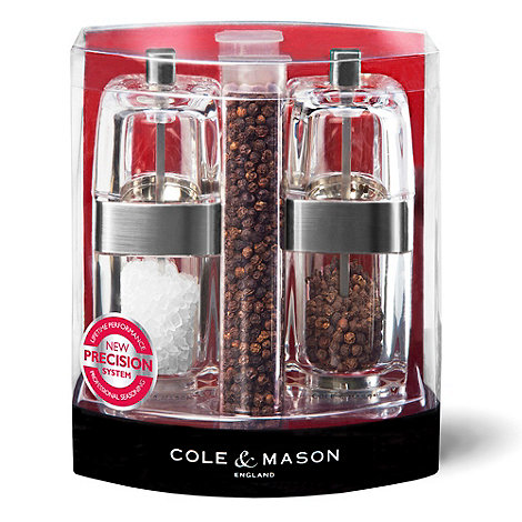 Cole & Mason - Salt and pepper mill set