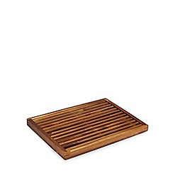 Home Collection - Wood 'Stockholm Acacia' bread board