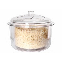 Dexam - Microwave rice & vegetable steamer