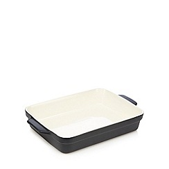 Home Collection - Black roasting dish