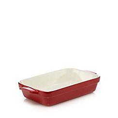 Home Collection - Red roasting dish
