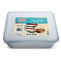 Pyrex - 2 piece Pronto storage set