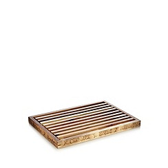 Debenhams - Wood breadboard