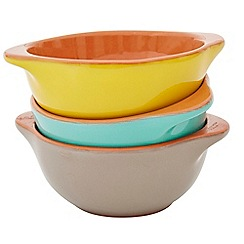 Jamie Oliver - Set of 3 antipasti bowls