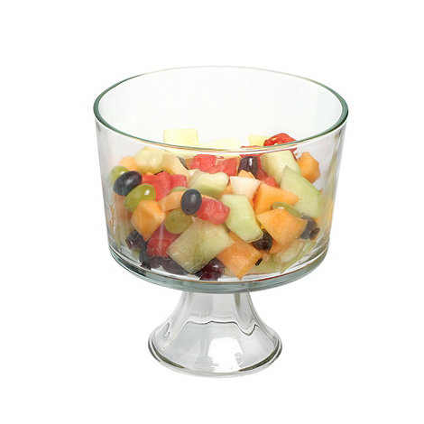 Anchor Hocking - Glass trifle bowl