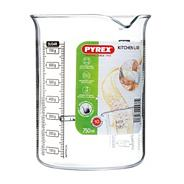 Pyrex glass 0.75l kitchen lab beaker
