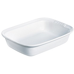 Pyrex - Ceramic rectangle roasting dish