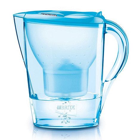 Brita - Plastic +Orchid blue+ filter