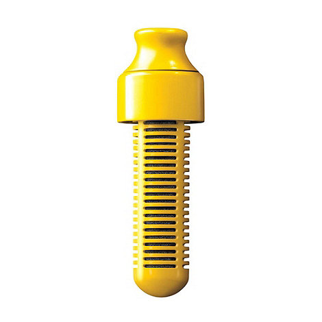 Bobble - Yellow bottle filter