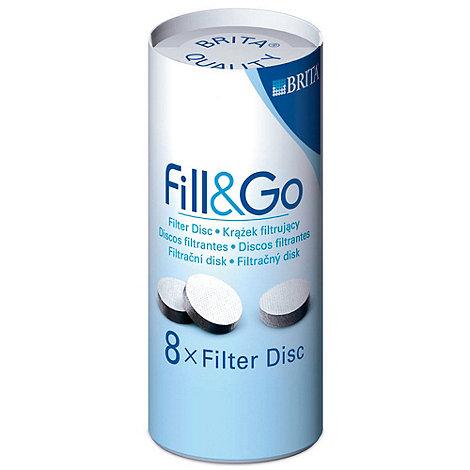 Brita - Fill and Go filter disc refills