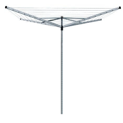 Brabantia - 40m four armed compact rotary dryer