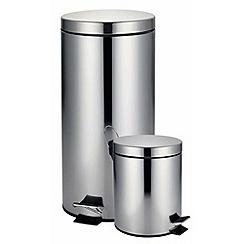 Sabichi - 30 & 5L stainless steel bin