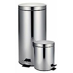 Sabichi - 30L and 5L kitchen pedal bin