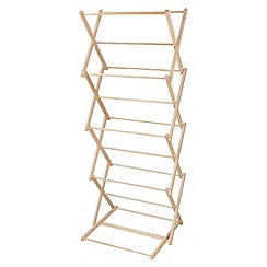 Tala - Wooden clothes airer