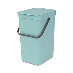 Brabantia - Blue sort and go compact 12L bin