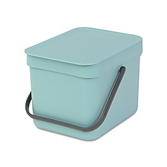 Brabantia - Blue sort and go compact 6L bin
