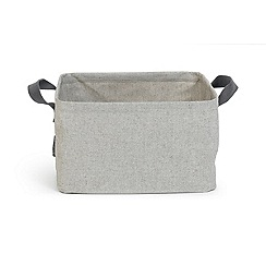 Brabantia - Grey laundry basket