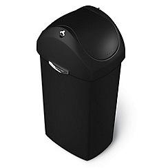 Simplehuman - Plastic 40L swing bin