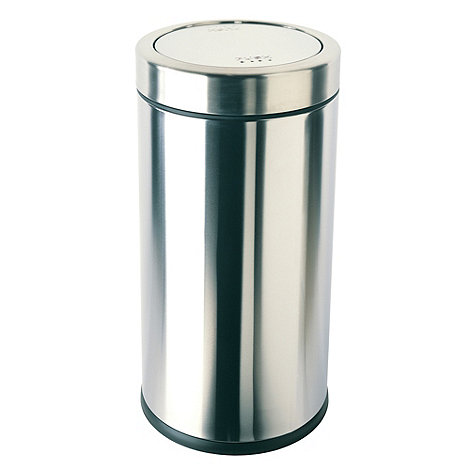Simplehuman - Stainless steel 55L swing bin