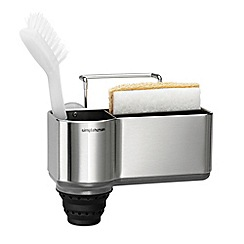 Simplehuman - Steel sink caddy