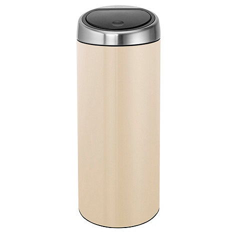 Brabantia - Almond 30 litre touch bin