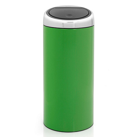Brabantia - Apple green 30 litre touch bin