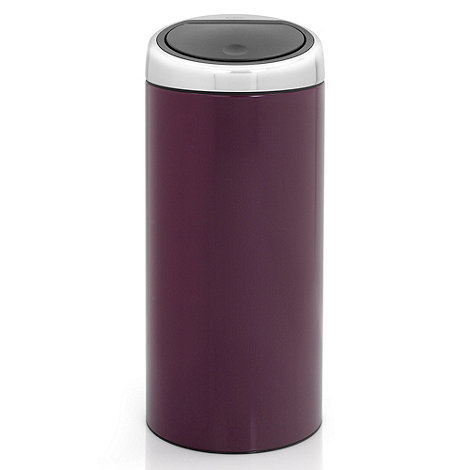 Brabantia - Violet 30 litre touch bin
