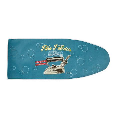 Creative Tops - Dark turquoise +Fine Fabrics+ ironing board cover
