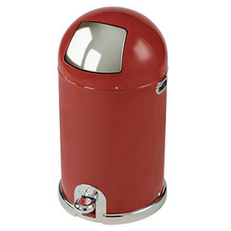 Typhoon - +Capsule+ red 40L pedal bin