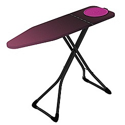 Minky - Pink hot spot ironing board
