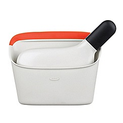 OXO - 'Good Grips' compact dustpan brush set