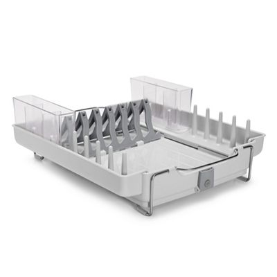 Oxo Grey Good Grips Foldaway Dish Rack Debenhams
