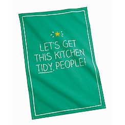 Happy Jackson - Single Tea Towel