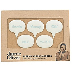Jamie Oliver - Ceramic cheese markers