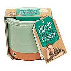 Jamie Oliver - Terracotta garlic keeper