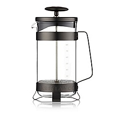 Barista & Co - Gunmetal 8 cup cafetiere