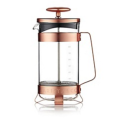 Barista & Co - Electric Copper 8 cup cafetiere