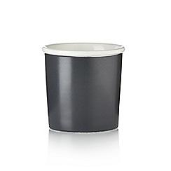 Barista - Electric grey cortado mug