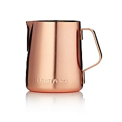 Barista - 12oz electric copper milk jug