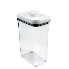 OXO - 300ml rectangular 'Pop' container