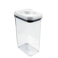 OXO - 300ml rectangular 'Pop' container