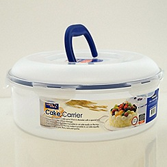 Lock&Lock - Plastic 5.5l round cake box